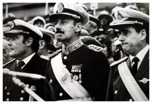 Диктатура в Аргентине 1976 -1983
