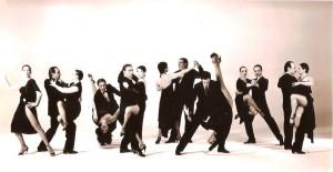 «Tango Argentino». The Mark Hellinger Theatre и The City Center в Нью-Йорке